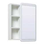 Зеркальный шкаф Runo Капри 55 см