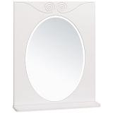 Зеркало Винтаж 60 белое