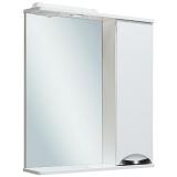 Зеркало-шкаф Runo Барселона 75 см правый