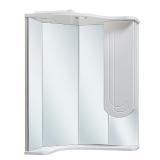 Зеркало-шкаф Runo Бис 55 см правый