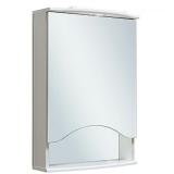 Зеркальный шкаф Runo Фортуна 50 см правый