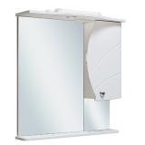 Зеркало-шкаф Runo Глория 70 см правый