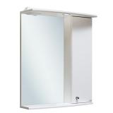 Зеркало-шкаф Runo Ирис 55 см правый