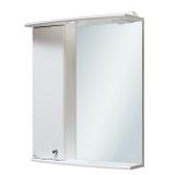 Шкаф зеркальный Ирис 55 L