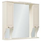 Шкаф зеркальный Кантри 85
