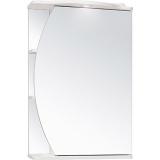 Зеркальный шкаф Runo Линда 50 см правый