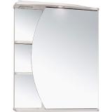 Зеркальный шкаф Runo Линда 60 см правый