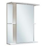 Зеркальный шкаф Runo Мадрид 60 см правый