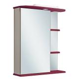 Шкаф зеркальный Магнолия 60 L