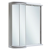 Зеркальный шкаф Runo Секрет 65 см