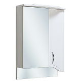 Зеркальный шкаф Runo Севилья 50 см