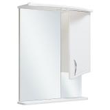 Зеркало-шкаф Runo Севилья 85 см правый