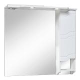Зеркало-шкаф Runo Стиль 85 см правый