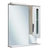Зеркало-шкаф Runo Толедо 65 см правый