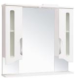Шкаф зеркальный Толедо 85