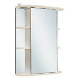 Шкаф зеркальный Гиро 55 R