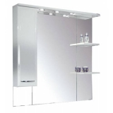 Зеркало-шкаф Акватон Эмили 105 см Левое