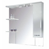 Зеркало-шкаф Акватон Эмили 105 см правый