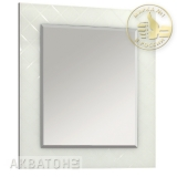 Зеркало Акватон Венеция 90 см белое