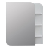 Зеркальный шкаф Merkana Ладья 50 см левый