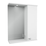 Зеркало-шкаф Merkana Астурия 58 см правый