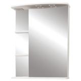 Зеркальный шкаф Merkana Магнолия 60 см правый