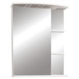 Зеркальный шкаф Merkana Магнолия 60 см левый