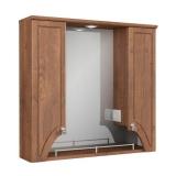 Зеркало-шкаф Merkana Пиллау 80 см