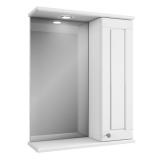 Зеркало-шкаф Merkana Прованс 60 см правый