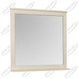 Зеркало Акватон Леон 80 см дуб бежевый