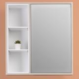 Зеркало-шкаф WL Орландо 65 см