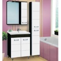 Зеркало-шкаф Vako Флора 50 см правый