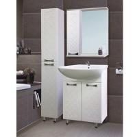 Зеркало-шкаф Vako Винтаж 55 см левый
