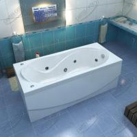 Ванна акриловая BAS Ямайка 180x80