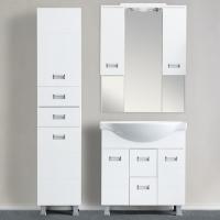 Зеркало-шкаф WL Blumarin Балтика 80 см