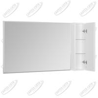 Зеркало-шкаф Акватон Диор 100 см правый