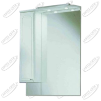 Зеркало-шкаф Акватон Майами 75 см левая