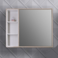 Зеркало-шкаф WL Орландо 85 см