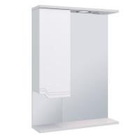 Зеркало-шкаф WL Blumarin Виктория 55 см левый