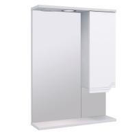 Зеркало-шкаф WL Blumarin Виктория 55 см правый